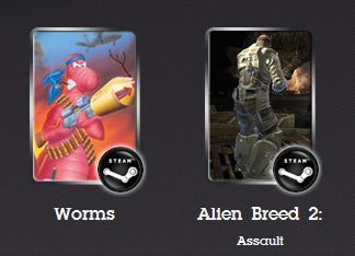 The Original Worms and Alien Breed 2 for Steam on Indie Gala 9!